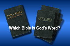 Which Bible is right?